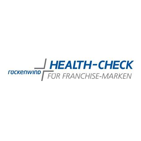 Health Check rückenwind Logo